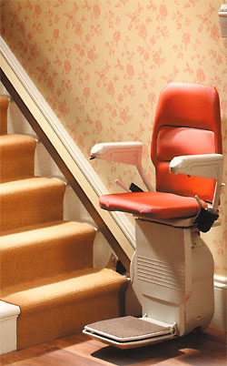 Straight stairlifts banner