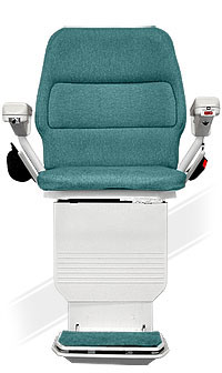 Straight Stairlifts from Starlift Specialists Ltd